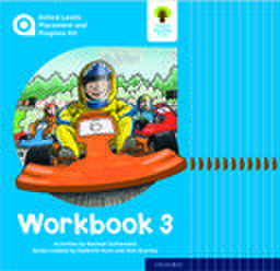 Oxford Levels and Placement and Progress Kit: Progress Workbook 3 pack of 12