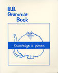 BB Grammar Book (自作文法書)