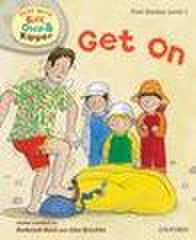 Read with Biff,Chip & Kipper First Stories Level 1: Get On