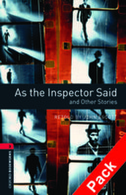 OBW3:As the Inspector Said and Other Stories CD pack