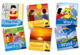 Explore with Biff, Chip and Kipper: Oxford Level 1+: Mixed Pack of 6