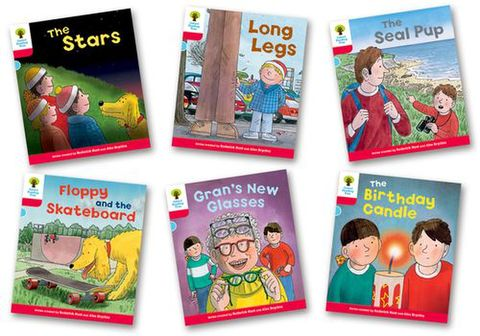 ORT Decode and Develop Stories Stage 4 Pack