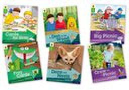 Explore with Biff, Chip and Kipper: Oxford Level 2: Mixed Pack of 6