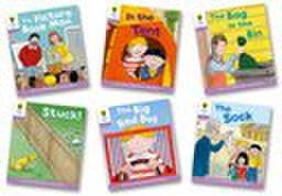 ORT Decode and Develop Stories Stage 1+ more A Pack