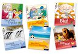 Explore with Biff, Chip and Kipper: Oxford Level 1: Mixed Pack of 6
