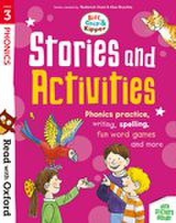 Read with Biff, Chip and Kipper stage3: Book A Stories and Activities(2764706)