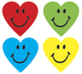 Heart Smiles Sticker