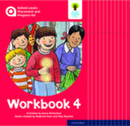 Oxford Levels and Placement and Progress Kit: Progress Workbook 4 pack of 12