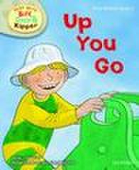 Read with Biff,Chip & Kipper First Stories Level 1: Up You Go