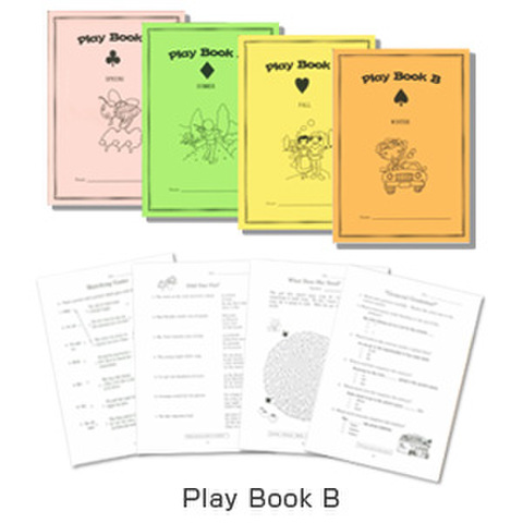 Play Book B set