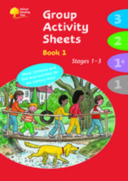ORT Group Activity Sheets Book 1(stage 1-3)