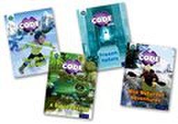 ORT Project X CODE Extra level6: Fiendish Falls and Big Freeze