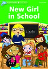 Dolphin Readers Level3: New Girl in School