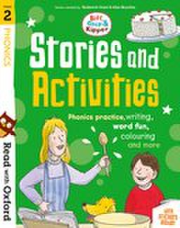 Read with Biff, Chip and Kipper stage2: Book A Stories and Activities(2764645)