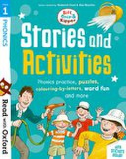 Read with Biff, Chip and Kipper stage1: Book A Stories and Activities(2764584)