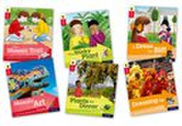 Explore with Biff, Chip and Kipper: Oxford Level 5: Mixed Pack of 6