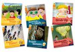Explore with Biff, Chip and Kipper: Oxford Level 6: Mixed Pack of 6