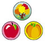 fall fun stickers