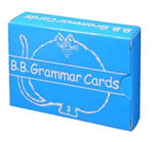 B.B. Grammar Cards