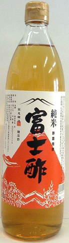 飯尾醸造 純米富士酢 900ml