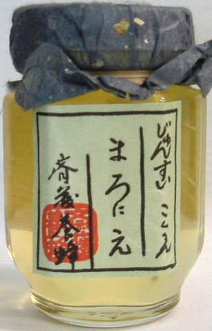 斎藤養蜂 まろにえ蜜(国産純粋蜂蜜) 170g