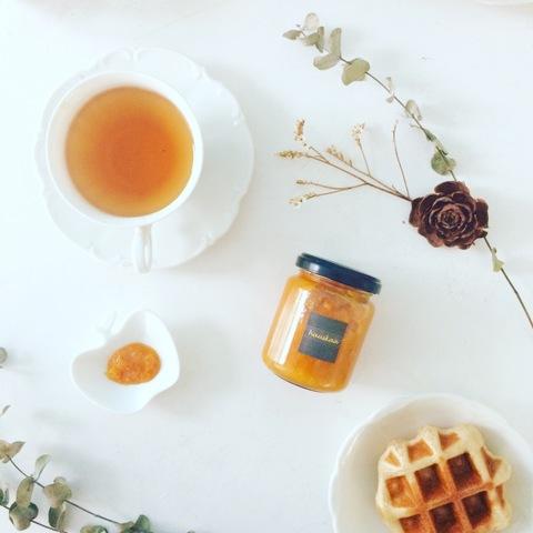 みかんと紅茶のジャム