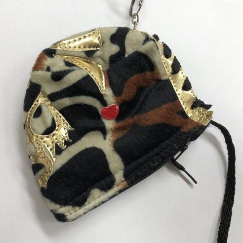 マスク型コインケース 〔ミル・マスカラス9〕