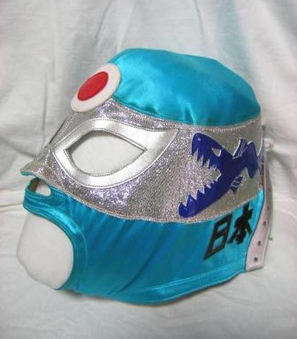 ドラゴン・デ・フエゴ使用済みマスク