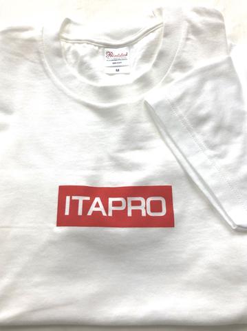 【お家でいたプロ!半額セール】いたばしプロレスTシャツVer.3 BOXロゴ