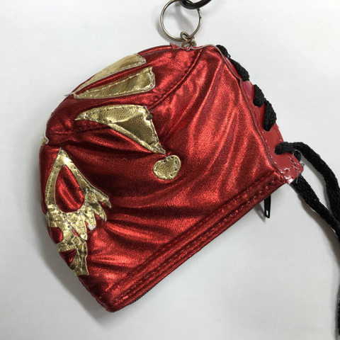 マスク型コインケース 〔ミル・マスカラス6〕