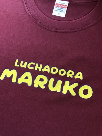 【Tシャツ】MARUKO まるこ