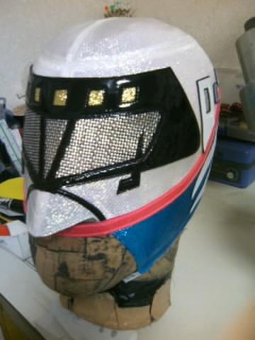 ついに復刻!はやてマスクMk1(マーク1)新品