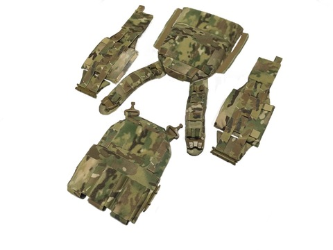 【新製品】JÄGER Assault System Plate Carrier Ⅱ