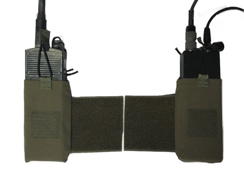 【受注生産】JÄGER Assault System Radio Pouch
