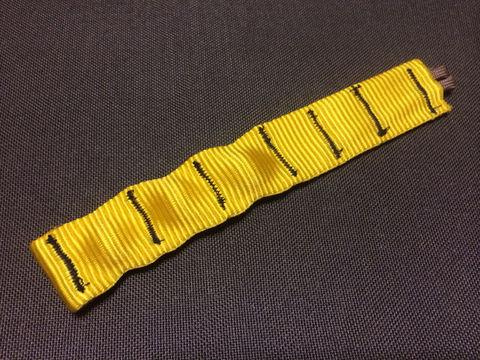 AWS USAF風黄色い紐