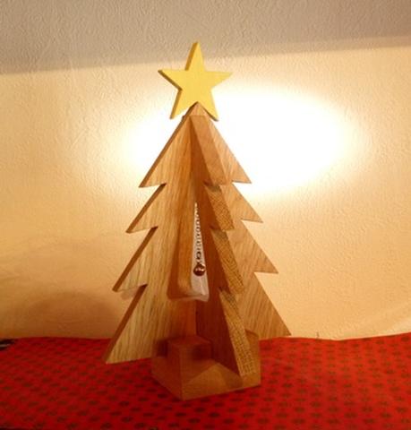 クリスマスツリー ~幸せの青い鳥~