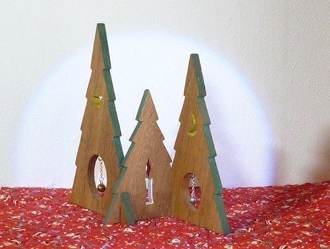 クリスマスツリーズ