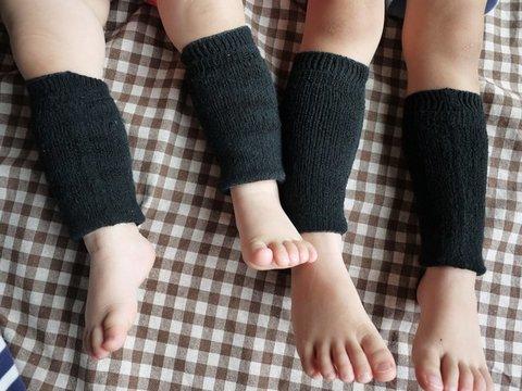 fuwa fuwa レッグウォーマー for Baby&Child