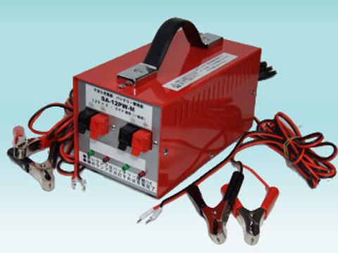 バッテリー管理器SA12PWM(12V×2台用)