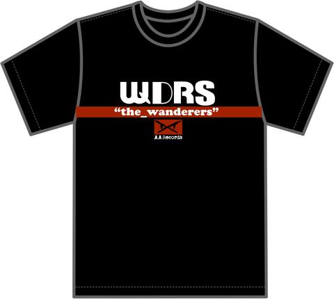 WDRS×AAレコードコラボTee