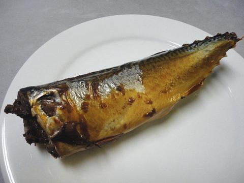 サバ甘露煮