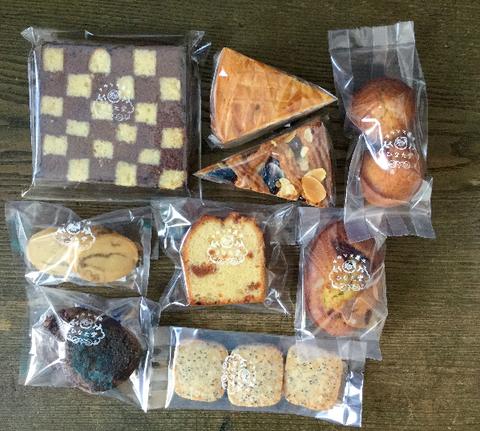 2月18日発送お菓子便 完売しました