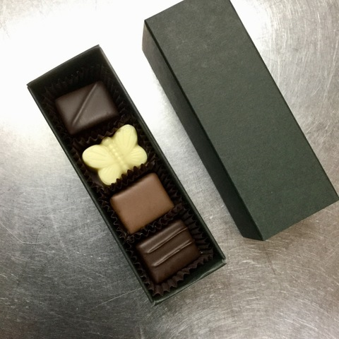 ボンボンショコラ箱4個入り:予約終了