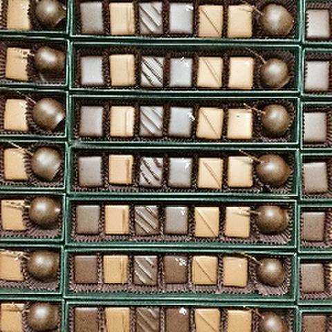 ボンボンショコラ箱7個入り(ご予約分完売)