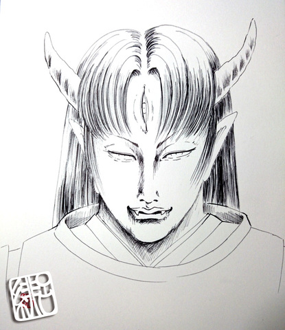 【期間限定】 鬼の繋ぎワーク