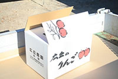 ③ ふじ(特上品・15キロ箱)