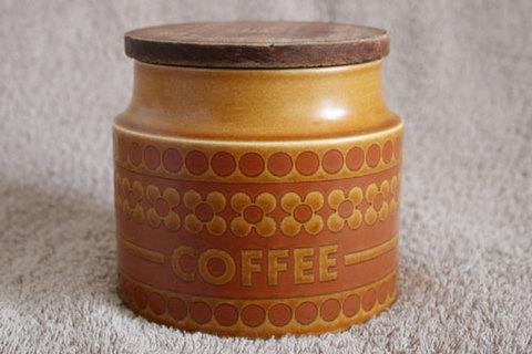 ホーンジーのコーヒーキャニスター