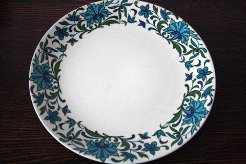 ミッドウィンター スパニッシュガーデン 大皿