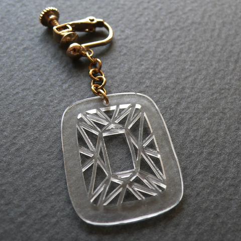 宝石のカット バレリーナ