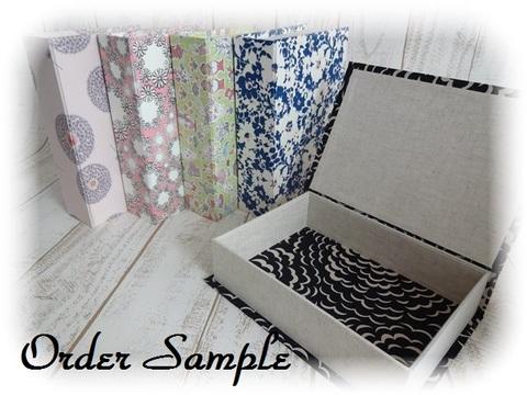 ☆Order☆ Book型布箱
